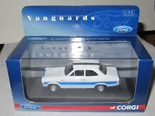 VANGUARDS - FORD ESCORT MK I RS 2000 - DIAMOND WHITE