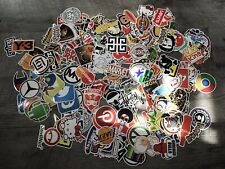 Large Sticker Lot Over 250