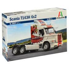 Italeri Scania T143H 6x2 LKW Truck Camion 1:24 Bausatz Model Kit Art. 3937