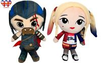 Funko Thor Ragnarok & Suicide Squad Hero Plushies,Official Licensed