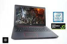 "Cheap Gaming Laptop DELL 7559 Quad Core i7 GTX960M 4GB 1TB SSH 8GB Ram 15.6"" IPS"