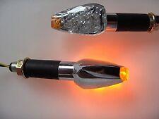 2X LED Side Visible Turn signal Indicator Amber Yamaha YZF R6 R1 600R 750R 1000
