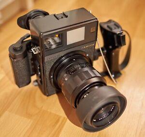 Mamiya Super 23 Mittelformat Kamera; 6x9; 120 Film, Sekor 150mm