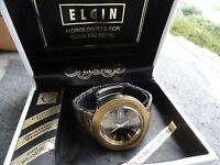 Vintage Elgin Swissonic Men's Watch
