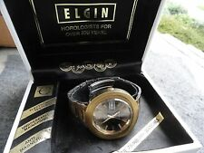 Vintage Elgin Swissonic Men's Watch