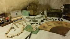 vintage/ antique joblot of curios and collectables