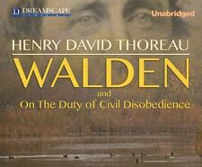 Walden : Or, Life in the Woods by Henry David Thoreau (2014, Audio, Other,...