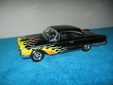 GREASE HOT ROD 1960 FORD STARLINER 1:18 OPENING HOOD, DOORS & TRUNK ERTL LOOSE