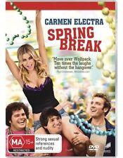 SPRING BREAK (DVD, 2012) - Carmen Electra