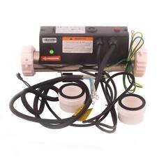 """LX Spa Heater Assembly Inline 3.0kW 230V 10"""" Long H30-R1"""