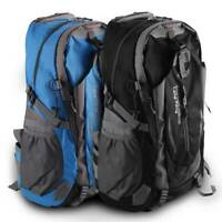 40L Waterproof Outdoor Climbing Travel Large Backpack Camping Rucksack Bag Sport