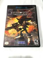 Shadow The Hedgehog NINTENDO GAMECUBE GAME w/ Case Tested + Working!