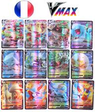 Lot de 30 cartes brillantes pokemon V et VMAX en français NOUVEAU 2020 Cadeau