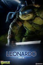 Sideshow - Teenage Mutant Ninja Turtles - Leonardo Statue (In Stock)