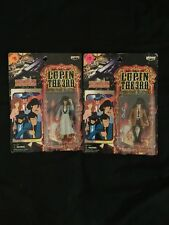 Banpresto Lupin thr 3rd Action Figure Collection 2 Figure Lot New In Packaging