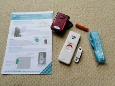 Frequency Precision Door Sensor and Bleeper Pager Set DEMENTIA ELDERLY