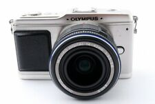 Olympus PEN E-P1 12.3MP 14-42mm Lens Kit Silver [Exc w/8GB SD Card [jkh]