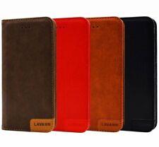 Lavann Leather Book Case For I-phon 11 Pro