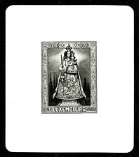 LUXEMBOURG, OUR LADY OF LUXEMBOURG, YEAR 1945, MINT HINGED