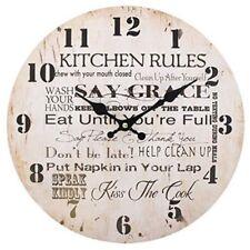 Horloges murales Cuisine pour la cuisine