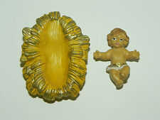 "Christmas Baby Jesus Nativity Figurine Presepio Figura de Pesebre 2""L"