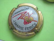 capsule AN 2000 PERSO Fériès Jean-Marie sur 617   or
