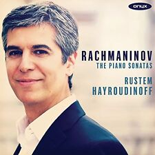 Rustem Hayroudinoff - Rachmaninov The Piano Sonatas [CD]