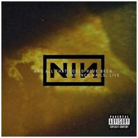 NINE INCH NAILS - LIVE: AND ALL THAT COULD HAVE  CD NEU