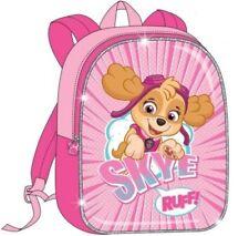 Kids Girls SKYE PAW PATROL Backpack School Rucksack Character NEW 05ba654ec77da
