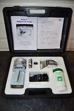 Millipore M AIR T Environmental Air Tester ATASPLR01 with Calibration Records