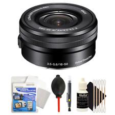 Sony SELP1650 16-50mm Power Zoom Lens w/ Accessory Kit