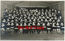 Orig JAPANESE Pic #5 Japanese Kindergarten YOCHIEN Class JAPAN circa1955 VINTAGE