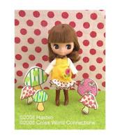 CWC Petit Blythe Charlotte Champignon by E-Revolution Doll Japan