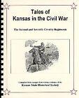 Set of 5 Kansas Civil War Booklets Special KS Regiments, Battles