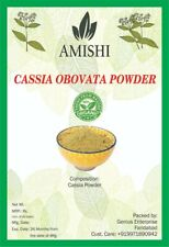 Amishi 100% Pure Colorless Henna/Cassia Obovata Powder For Soft Shiny Hair