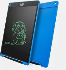 """Reino Unido 8.5"""" Electrónico Digital LCD Escritura Almohadilla Tablet Niños Diversión Tablero de Dibujo (azul)"""