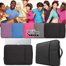 "Universal Sleeve Case Carrying Hand Bag For 10"" 11"" 13"" 14"" 15"" Laptop Notebook"