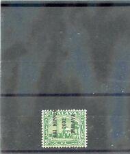 MALAYA, JAPAN OCC Sc N19(SG J254)**F-VF NH 1942 3c GREEN $10
