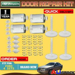 4 Kits Door Lock Actuator Repair Kit for Ford Falcon AU BA BF Territory All AU