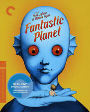 Fantastic Planet (Blu-ray Disc, 2016, Criterion Collection) Special Edition