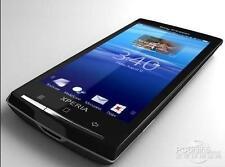 UNLOCKED Sony Ericsson Xperia X10 Smartphone Black