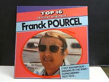 FRANK POURCEL Top 16 16 titres originaux C'est magnifique ... 1562581