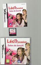 Rare !!! LEA  SALON DE BEAUTE  : Le Meilleur de la Série sur DS/DSi/3DS