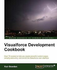 NEW Visualforce Development Cookbook by Keir Bowden