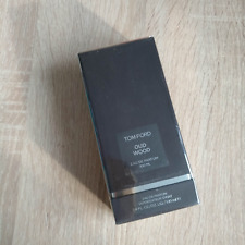 Tom Ford Oud Wood Eau de Parfum Unisex 3.4 fl. oz. / 100 ml. Brand New.