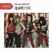 Quiet Riot - Playlist: The Very Best of Quiet Riot [New CD]