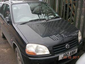 Suzuki ignis 2001; Wheel nuts  alloy wheel nuts X 4 wheel bolts