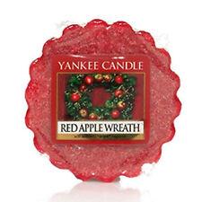 Velas decorativas aroma manzana color principal rojo para el hogar