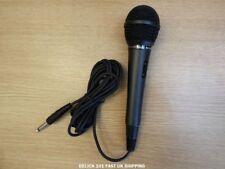 Sanyo MP-101 Dynamic Microphone Uni Directional Jack Plug PA System etc