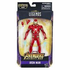 Marvel Legends Séries Avengers Infinité War Iron Man Action Figurine Baf Thanos